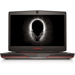 review dan spesifikasi Dell Alienware 17