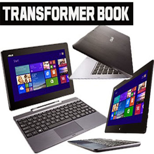 Review ASUS Transformer Book