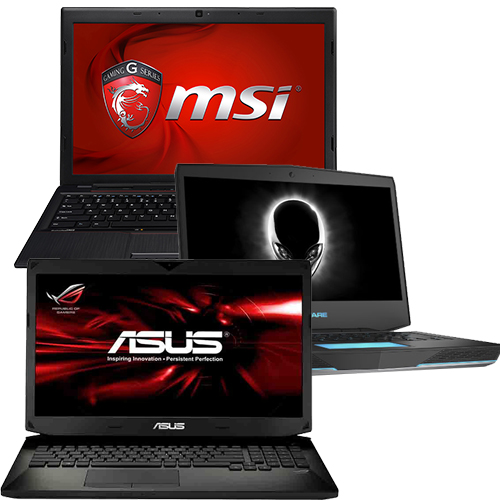 Harga Laptop Gaming Core I7