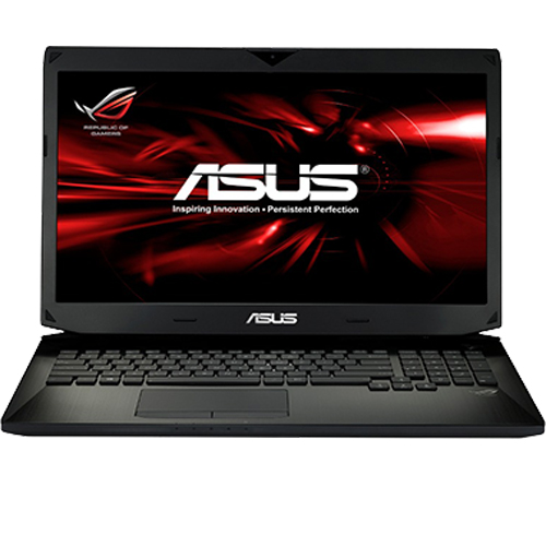 Review ASUS ROG G750JH T4165H