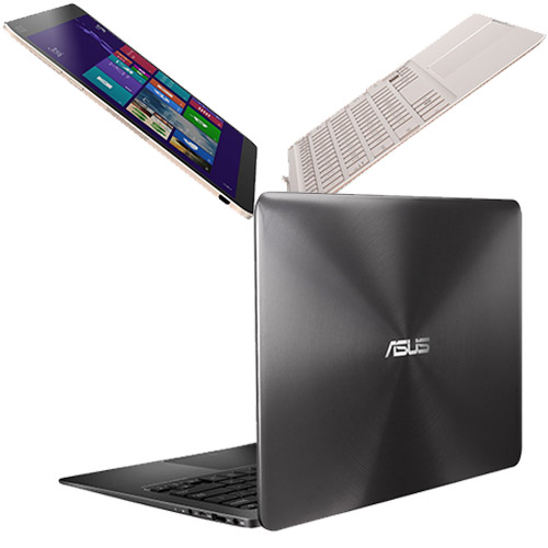 Review Laptop ASUS intel Core m