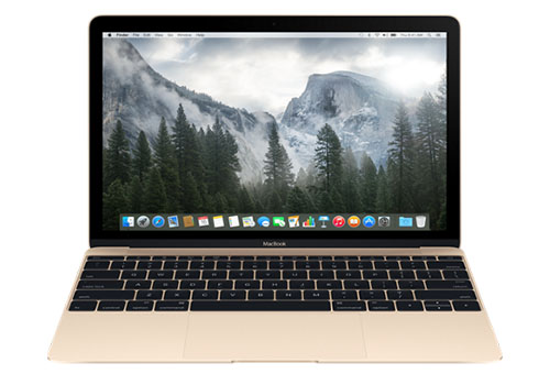 Apple New Macbook 512GB